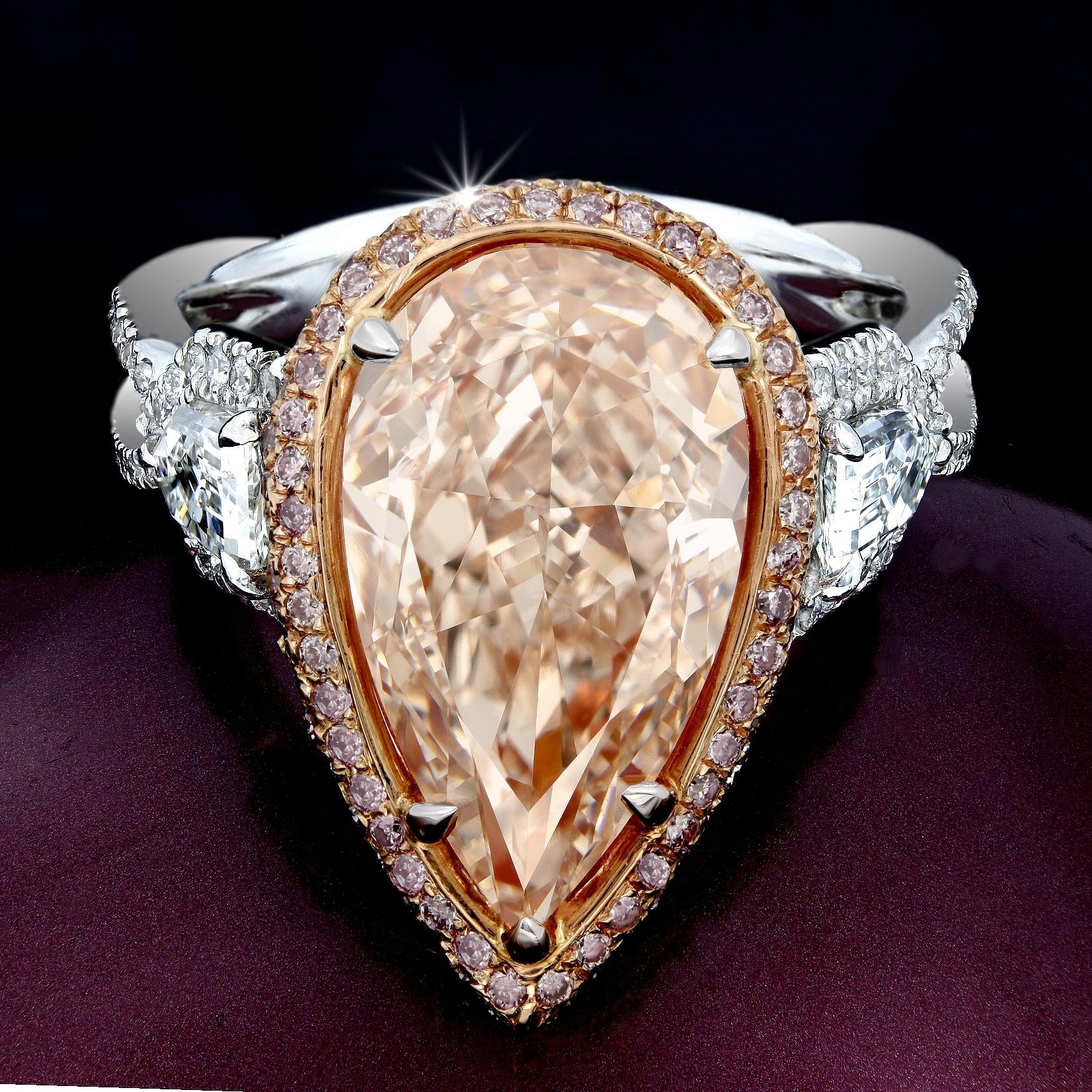 Glory Diamonds Rings 2015